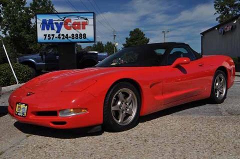 2004 Chevrolet Corvette for sale in Virginia Beach, VA
