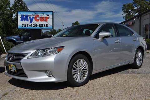 2013 Lexus ES 350 for sale in Virginia Beach, VA