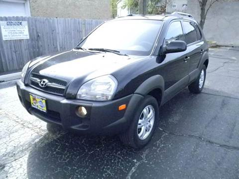 2008 Hyundai Tucson for sale in Chicago, IL