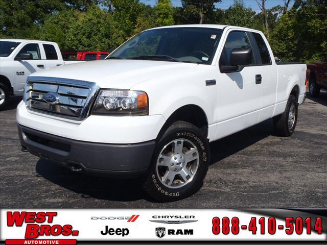 Used 2008 Ford F-150 for sale - Carsforsale.com