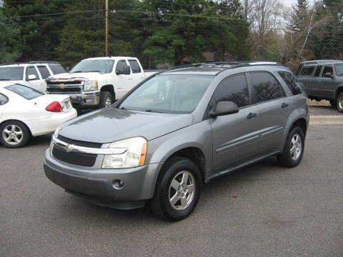 2005 chevrolet equinox for sale in minnesota. Black Bedroom Furniture Sets. Home Design Ideas