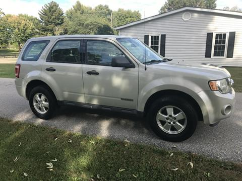 2008 Ford Escape for sale in New Salisbury, IN