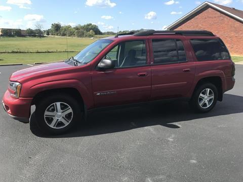 2004 Chevrolet TrailBlazer EXT for sale in New Salisbury, IN