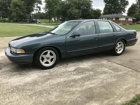 1995 Chevrolet Impala for sale in New Salisbury, IN