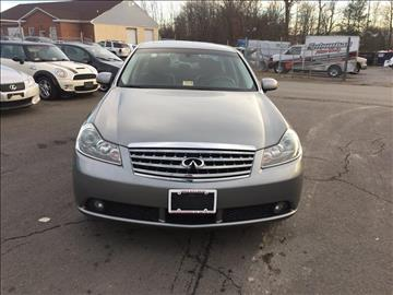 2006 Infiniti M35 for sale in Fredericksburg, VA