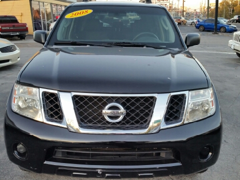 2008 Nissan Pathfinder for sale in Madison, TN