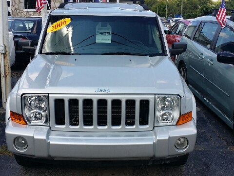 2006 Jeep Commander for sale in Madison, TN