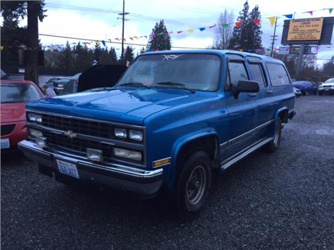 1990 chevrolet suburban for sale in brighton co for Quinn motors shakopee mn