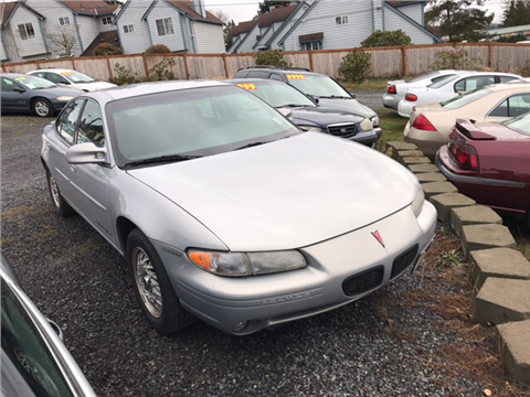 2000 Pontiac Grand Prix for sale in Lynnwood, WA
