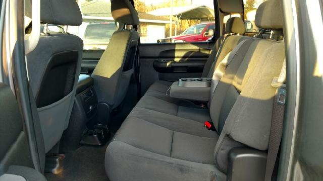 2007 GMC Sierra 2500HD SLE1 4dr Crew Cab 4WD SB - Lumberton TX