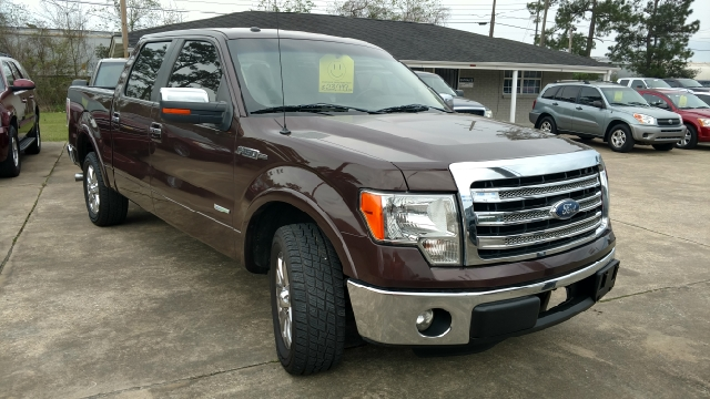 2013 Ford F-150 4x2 Lariat 4dr SuperCrew Styleside 5.5 ft. SB - Lumberton TX