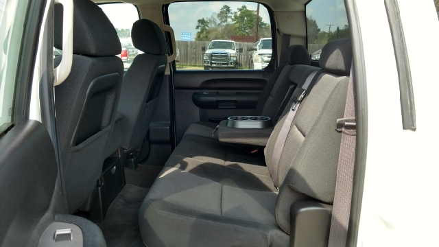 2011 Chevrolet Silverado 2500HD 4x4 LT 4dr Crew Cab SB - Lumberton TX