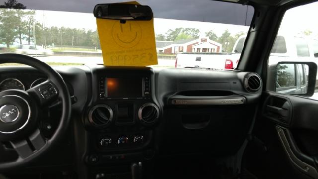 2015 Jeep Wrangler Unlimited Sport 4x4 4dr SUV - Lumberton TX