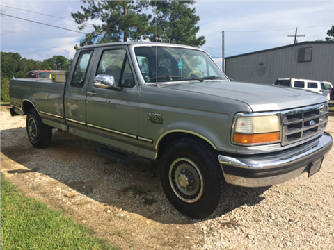 1994 Ford F-250 for sale in Lumberton, TX