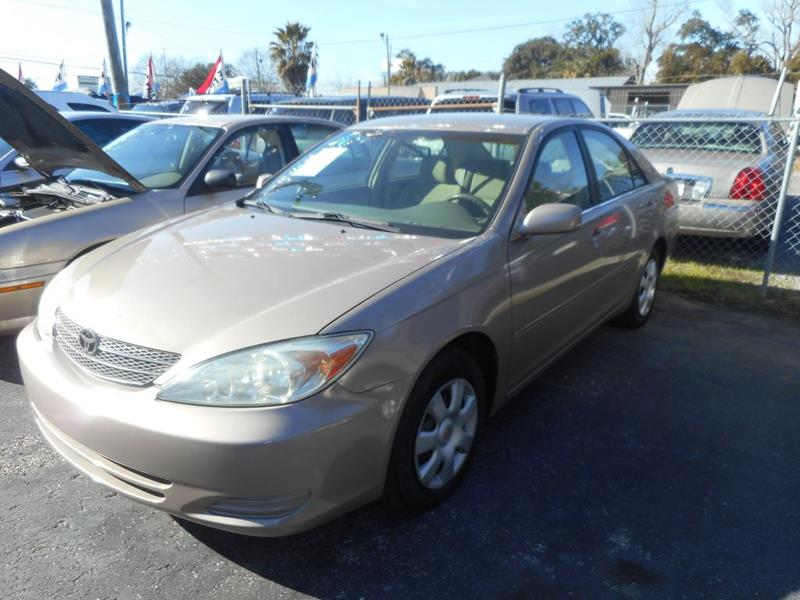 Used toyota camry for sale in pensacola fl for Mcvay motors pensacola florida