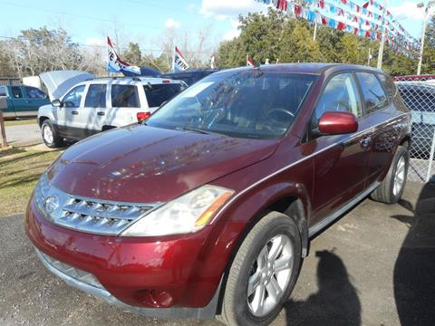 Nissan murano for sale in pensacola fl for Frontier motors pensacola fl