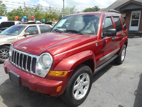 2007 Jeep Liberty for sale in Pensacola, FL