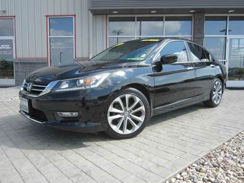 2013 Honda Accord for sale in Greenville, WI
