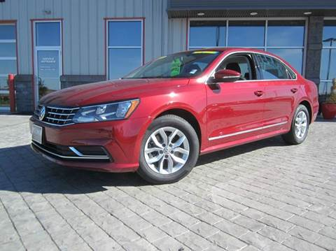 2017 Volkswagen Passat for sale in Greenville, WI