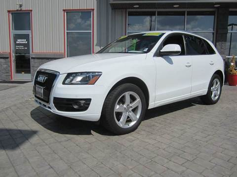 2010 Audi Q5 for sale in Greenville, WI
