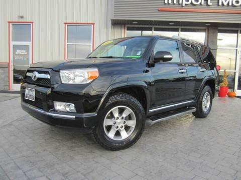 2010 Toyota 4Runner for sale in Greenville, WI