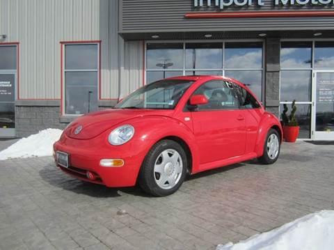 2000 Volkswagen New Beetle for sale in Greenville, WI