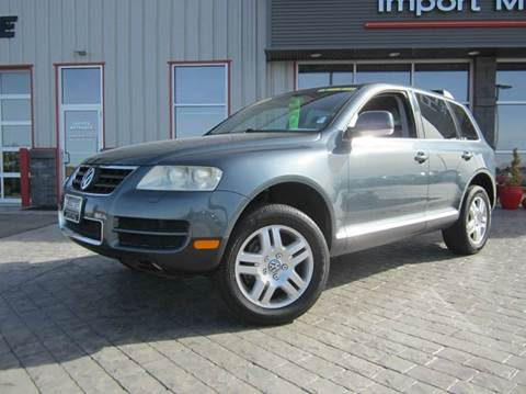 2004 Volkswagen Touareg for sale in Greenville, WI