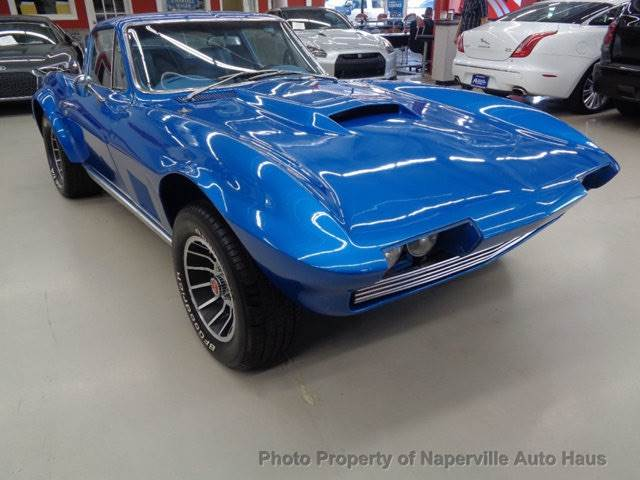 Chevrolet Corvette Coupe Factory Air Car Automatic In - Automatic classic cars