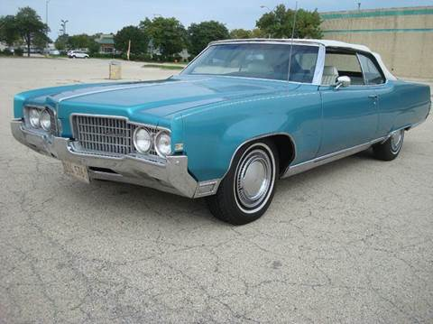 1969 Oldsmobile Ninety-Eight for sale in Naperville, IL