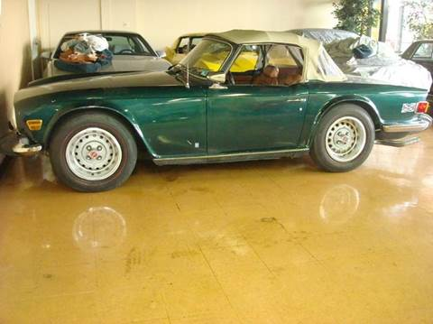1974 Triumph TR6 for sale in Naperville, IL