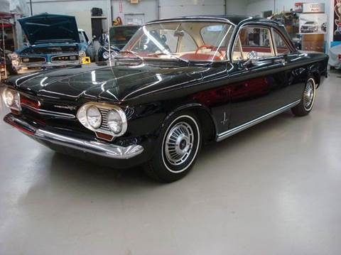 1963 Chevrolet Corvair Monza for sale in Naperville, IL