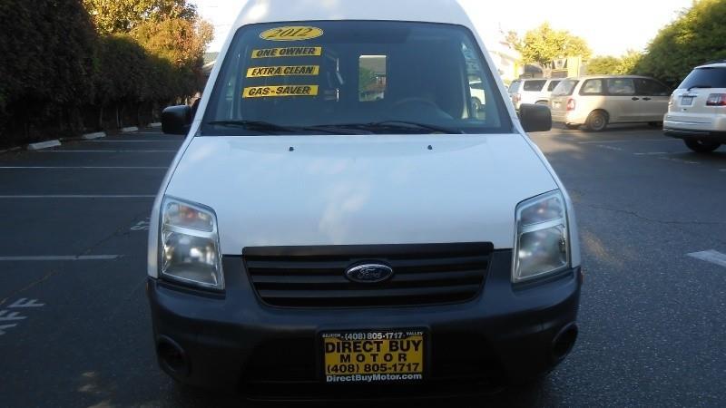 2012 Ford Transit Connect XL 4dr Cargo Mini-Van w/Rear Glass - San Jose CA