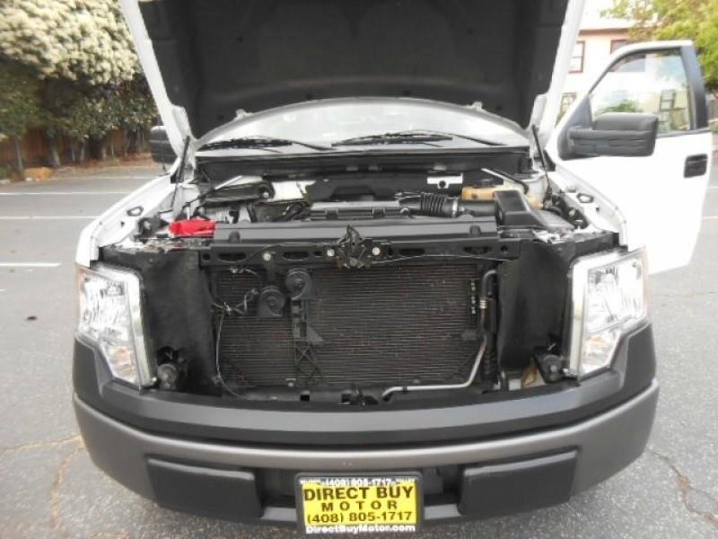 2012 Ford F-150 2WD SuperCab 145 XL - San Jose CA