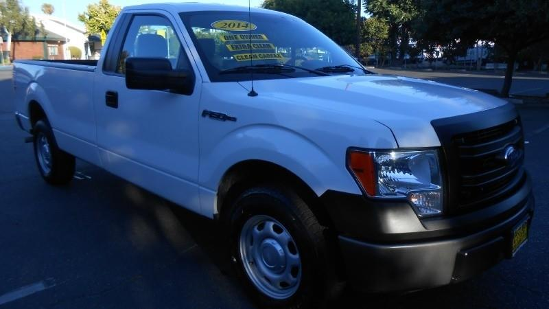 2014 Ford F-150  - San Jose CA