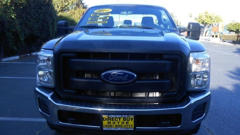 2014 Ford F-250 Super Duty 4WD Reg Cab 137\\\ XL - San Jose CA