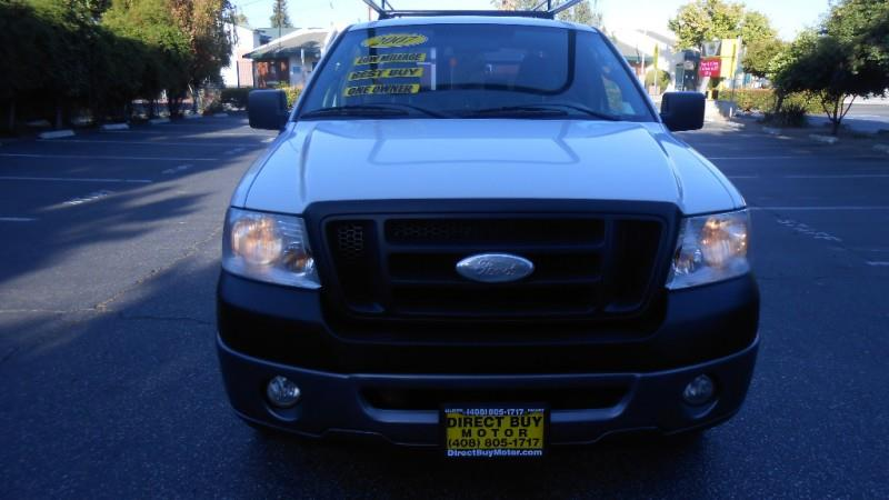 2007 Ford F-150 2WD Supercab 145 XL - San Jose CA