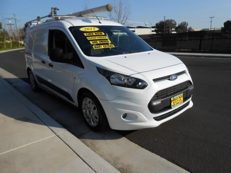 2015 Ford Transit Connect Cargo For Sale In San Jose CA