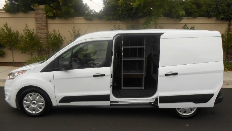 2014 Ford Transit Connect Cargo XLT 4dr LWB Cargo Mini-Van w/Rear Cargo Doors - San Jose CA