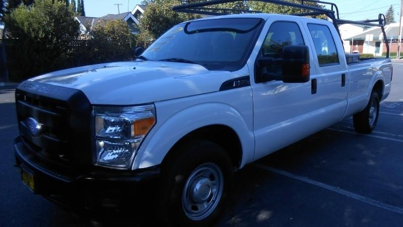 2015 Ford F-250 Super Duty 2WD Crew Cab 156 XL - San Jose CA
