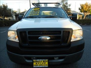 2008 Ford F-150 for sale in San Jose, CA