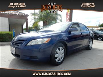 2007 Toyota Camry for sale in Orange, CA