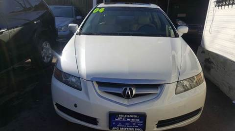 2004 acura tl manual for sale
