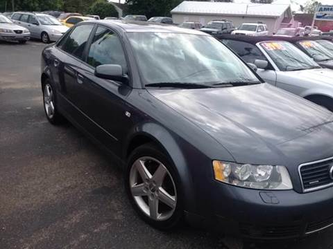 2004 Audi A4 for sale in Amelia, OH