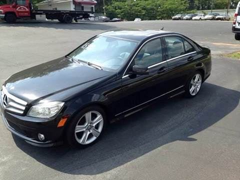 2010 Mercedes-Benz C-Class for sale in Greenville, SC