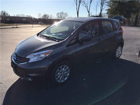 2016 Nissan Versa Note for sale in Greenville, SC