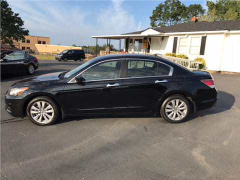 2012 Honda Accord for sale in Greenville, SC