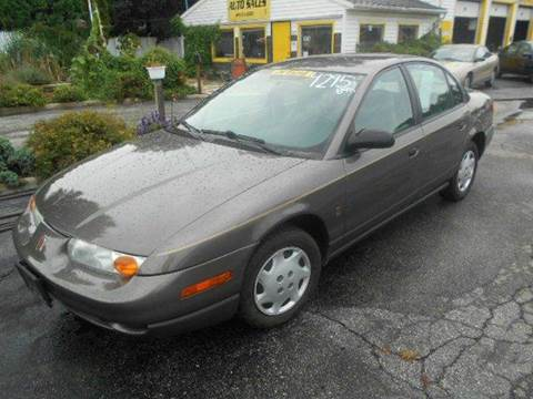 2001 Saturn S-Series for sale in Toledo, OH