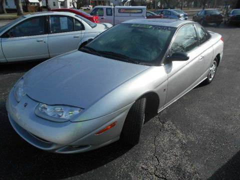 2002 Saturn S-Series for sale in Toledo, OH