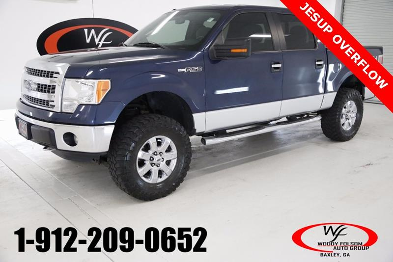 Woody Folsom Ford Baxley Ga >> Used Ford Trucks For Sale in Hazlehurst, GA - Carsforsale.com