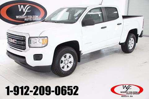 2017 GMC Canyon for sale in Hazlehurst, GA